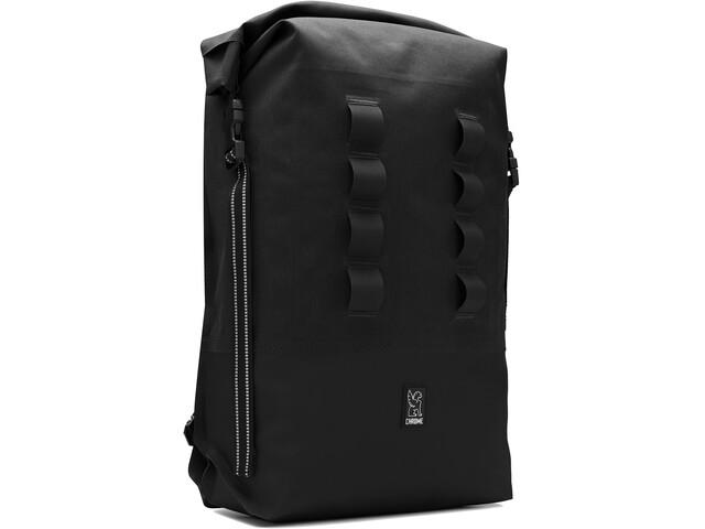Chrome Urban EX Rolltop Sac à dos 28l, black/black